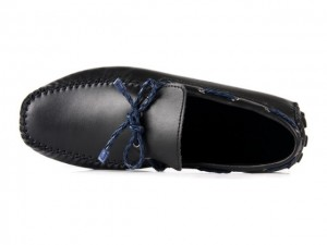 Louis-Vuitton-Loafers-Leather-Casual-shoes-Lace-Black_2