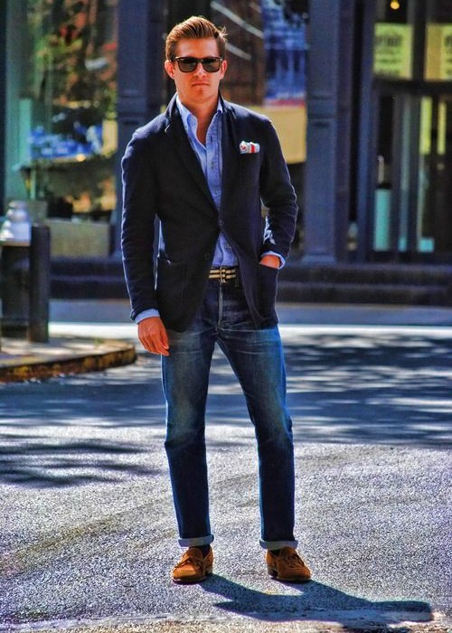 Fashion for Men in Their 20s