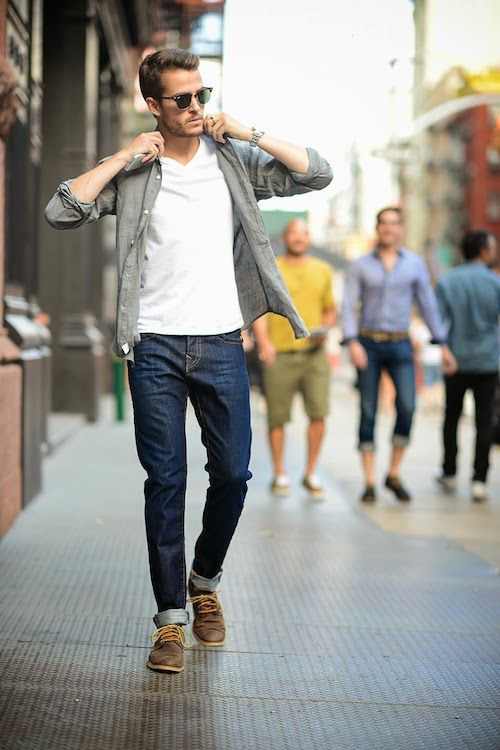 Mens Casual Fashion