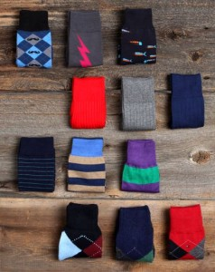 Bold/Unique socks