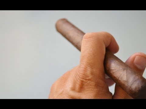 How To Smoke A Cigar • The Upswing Report